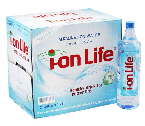 nước ion life quận 3